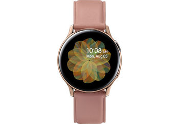 купить Samsung Galaxy Watch Active 2 SM-R830 40mm Stainless Steel, Gold в Кишинёве