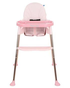 Feeding chair Kika Boo Sky-High Pink 2020
