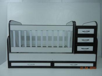 Кроватка EXTRAMOBILA Lux