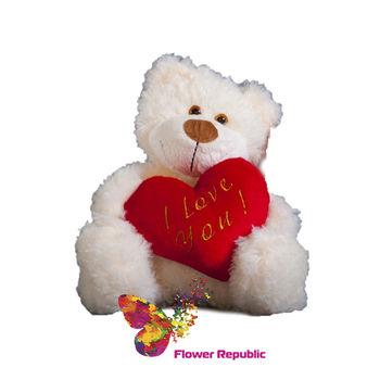 """купить Медвежонок с сердцем """"I love you"""" в Кишинёве"""