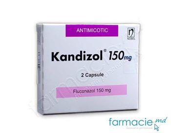 купить Кандизол капсулы 150 мг N2 в Кишинёве
