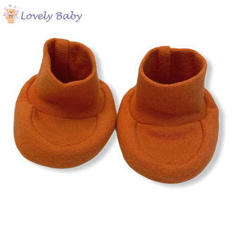 Пинетки оранжевые