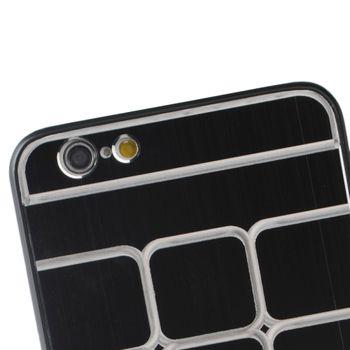 Чехол Металлический черный для iPhone 6