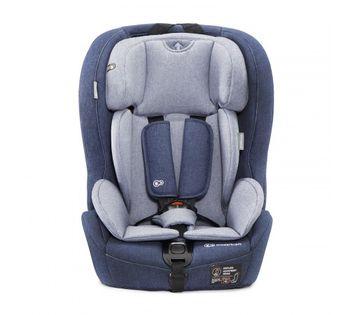 Автокресло KinderKraft Safety-Fix (9-36 кг) blue
