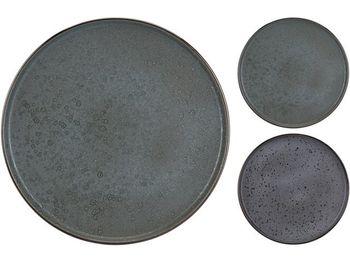 Тарелка сервировочная 27cm Гранит, 2 цвета, керамика