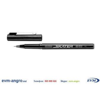 Ручка   AH 2014 Пишут ЧЁРНЫМ ГЕЛЬ 0.5 мм SKATER