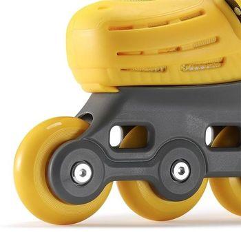 купить Xiaomi 700Kids Children Roller Skates 4 Yellow (3-7 лет) в Кишинёве