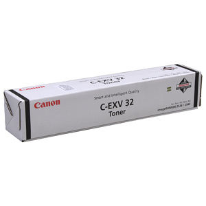Toner Canon C-EXV32 Black (925g/appr. 19400 pages 6%) for iR2535/35i/40/45i