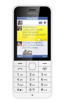 Nokia 220 Dual Sim, White