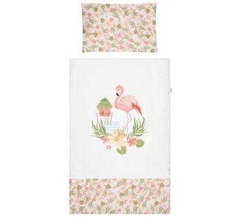 купить Комплект постельного белья Klups Eco&Love Hawaii (120x80 см) 4 ед. в Кишинёве