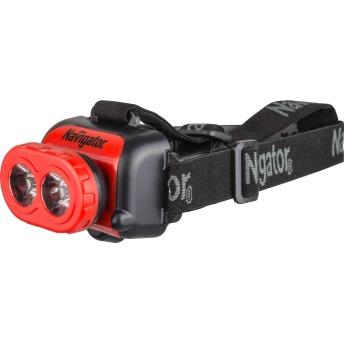 купить LED Navigator NPT-H09-3AA налоб. 2LEDx1Вт, блист. в Кишинёве