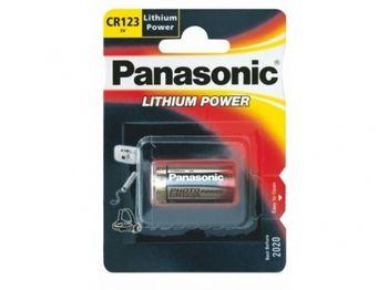 Батарейка Panasonic CR-123AL/1BP