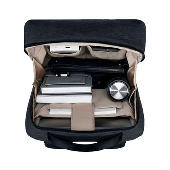 "15.6"" Рюкзак для ноутбука Xiaomi Mi City Backpack 2, Dark Grey"