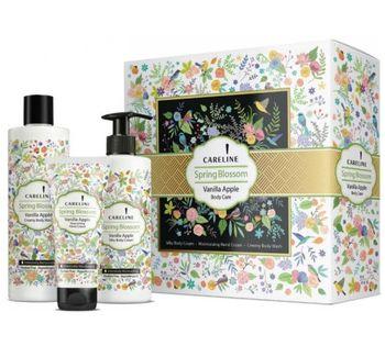 купить 26.001 CARELINE Spring Blossom Подарочный набор (3 ед.) 992492 в Кишинёве