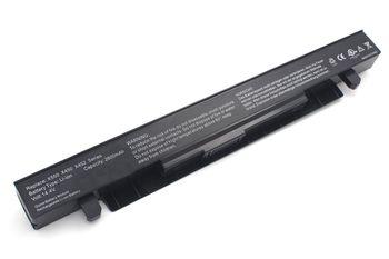 Battery Asus X550 X450 X552 X452 A450 K450 A550 F450 F550 F552 K550 P450 P550 A41-X550 14.4V 2600mAh Black OEM