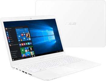 "купить ""NB ASUS 15.6"""" E502NA White (Pentium N4200 4Gb 1Tb) 15.6"""" HD (1366x768) Glare, Intel Pentium N4200 (4x Core, 1.1GHz - 2.5GHz, 2Mb), 4Gb (OnBoard) PC3-10600, 1Tb 5400rpm, Intel HD Graphics, HDMI, 100Mbit Ethernet, 802.11n, Bluetooth, 1x USB 3.1 Type C, 1x USB 3.0, 1x USB 2.0, Card Reader, Webcam, Endless OS, 2-cell 32 WHrs Li-Ion Battery, 1.86kg, White"" в Кишинёве"