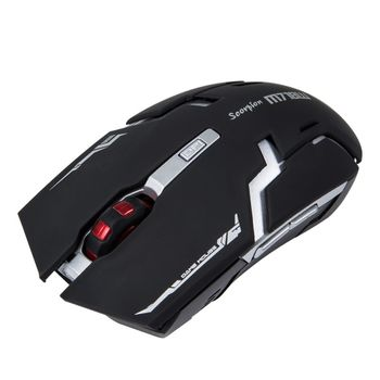 Wireless Mouse Marvo M718W, Black