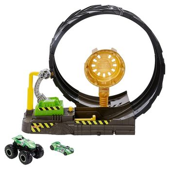 """купить Hot Wheels """"Monster Trucks"""" Набор «Мертвая Петля» в Кишинёве"""