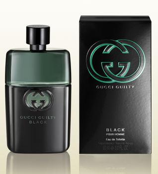 GUCCI GUILTY BLACK POUR HOMME 50 ml