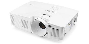 ACER H6517ABD (MR.JNB11.001)DLP 3D,1080p, 1920x1080, 20000:1,3400Lm, 6000hrs (Eco), HDMI, VGA, 3W Mono Speaker, Bag, White, 2,5 Kg