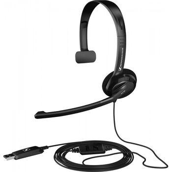 Наушники с микрофоном SENNHEISER PC 26