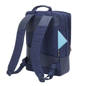 "15.6"" Рюкзак для ноутбука RivaCase 7960, Blue"