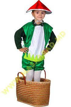 Карнавальный костюм: Грибочек