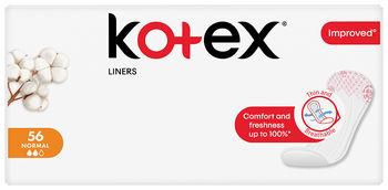 купить Ежедневные прокладки Kotex Normal, 56 шт. в Кишинёве