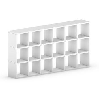 cumpără Etajeră Boon 1092x2159x330 mm,alb în Chișinău