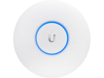 Ubiquiti UniFi AC LR, AC Long Range, Indoor Access Point 2.4/5GHz, 802.11 b/g/n/ac, Int. Antennas Omni MIMO,450/867 Mbps,Managed/Unmanaged, Wireless Security:WEP,WPA-PSK,WPA-TKIP, WPA2 AES, 802.11i, PoE, VLAN,Range 183m, UAP-AC-LR