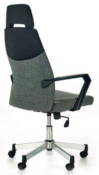 Офисное кресло Halmar Olaf Gray/Black