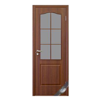 Новый Стиль Дверное полотно Фортис B орех 200х60см