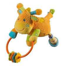 Игрушка развивающая Жираф