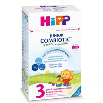 купить Hipp 3 Combiotic Junior молочная смесь, 12+меc. 500 г в Кишинёве