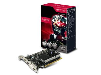 купить Sapphire Radeon R7 240 2GB DDR3 64Bit 730/1600Mhz, D-Sub, DVI-D, HDMI,  Active Cooling, Bulk в Кишинёве