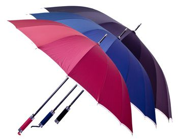 Зонт-трость мужской D70сm