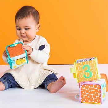 купить Кубики Bright Starts Grab&Stack в Кишинёве