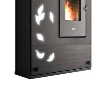 купить Печь пеллетная - ASIA 7,5 кВт в Кишинёве