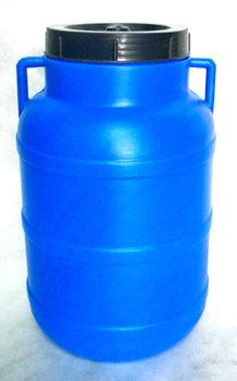 купить Бидон  15 л синий - (H-0.39m/W-0,24m) в Кишинёве