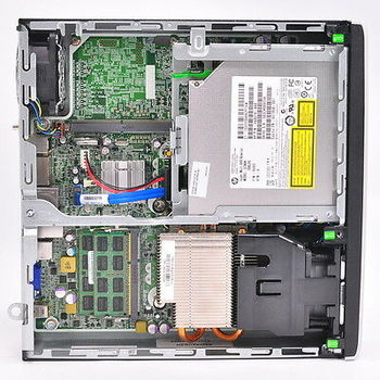 купить Mini PC HP 8300 USDT Intel® Core™ i5-3470 QuadCore 3.6 GHz, 4GB DDR3 ,HDD 320GB, DVD в Кишинёве
