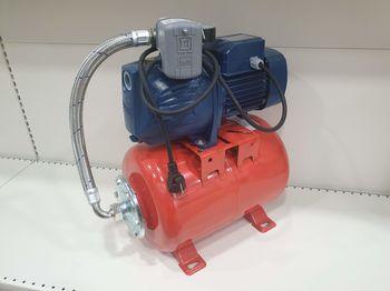 купить Гидрофор PEDROLLO JSWm2 CX 0.75кВт 9м (Защита) в Кишинёве