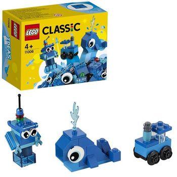 LEGO Classic Синий набор для конструирования, арт. 11006