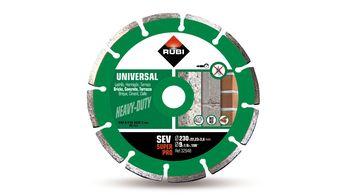 купить Алмазный диск для стройматериалов СЕГМЕНТИРОВАННЫЙ SEV-115 PRO в Кишинёве