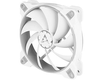 Case/CPU FAN Arctic BioniX F120 White, eSport fan, 120x120x27 mm, 4-pin, 200-1800rpm, Noise 0.5 Sone, 69 CFM / 117 m3/h