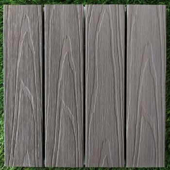 купить Террасная доска decking Antique Plastic Composite (white base) в Кишинёве