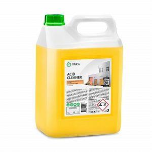 Кислотное средство для очистки фасадов Acid Cleaner 5,9кг