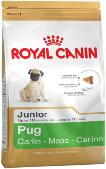 купить Royal Canin PUG JUNIOR 1.5 kg в Кишинёве