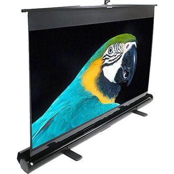 "Elite Screens 60""(4:3) 91,4x121,9cm ez Cinema Series Telescoping Pull Up Series, Black"