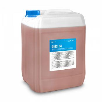 GIOS F4 Щелочное пенное моющее средство на основе ЧАС 19 л
