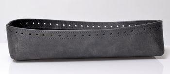 Bază pentru geantă, 33x8 cm, Gri